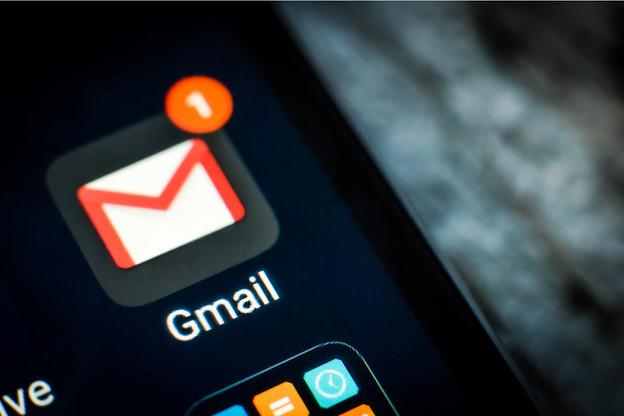 Près de trois fondateurs de start-up sur quatre utilisent Gmail comme solution de messagerie. La solution qui réunit le plus de monde. (Photo: Shutterstock)