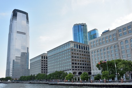 La banque new-yorkaise Goldman Sachs en a fini avec le scandale du fonds souverain 1MDB. (Photo: Shutterstock)