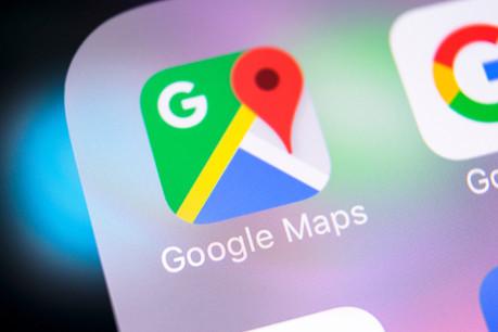 Nouvelle fonctionnalité: Google Maps vous permet d'éviter les transports bondés en vous indiquant les lignes surchargées. (Photo: Shutterstock)