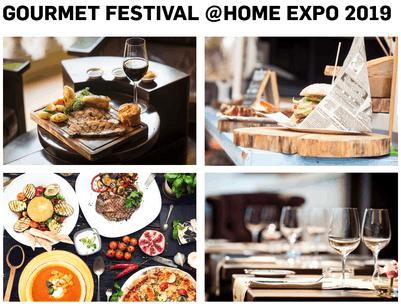 Gourmet Festival Home Expo 2019. (Photo: Luxexpo The Box)