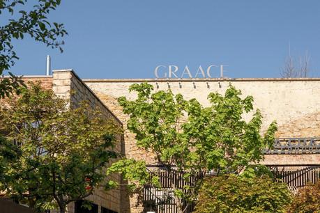 C'est finalement pour son premier anniversaire que le Graace Hotel de Bonnevoie pourra enfin célébrer son arrivée à Luxembourg. (Photo: Patty Neu)
