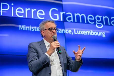 Le ministre des Finances, Pierre Gramegna, est en Israël, un des écosystèmes fintech les plus dynamiques au monde, pour étudier des pistes de collaboration. (Photo: Matic Zorman / Archives)