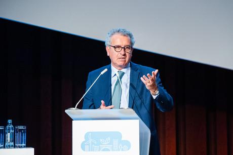 PierreGramegna, ministre des Finances, a rejeté l'idée de taxer davantage les entreprises en bonne santé pendant la crise sanitaire. (Photo: Archives/LaLa La Photo)