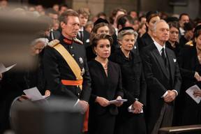 Le Grand-Duc et la Grande-Duchesse. ((Photo: Cour grand-ducale / Sophie Margue))