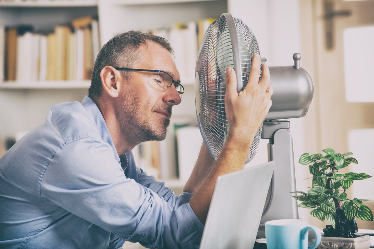 Le Luxembourg lance l'alerte orange du plan canicule. (Photo: Shutterstock)