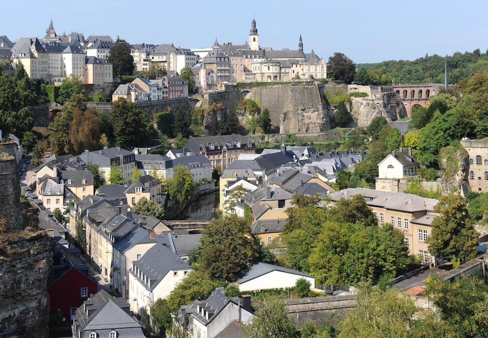 Le Luxembourg reste dans le top10 de l'opacité financière en raison de la taille de son secteur financier et de certains instruments perçus comme facilitant l'évasion fiscale ou la discrétion de certains bénéficiaires effectifs. (Photo: Archives Maison Moderne)