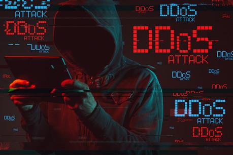 Depuis le début de l'année, les attaques DDoS ont augmenté de 84% si l'on dresse un parallèle avec le nombre d'attaques stoppées par le filtre de Kaspersky. (Photo: Shutterstock)