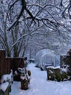 La «bulle» en hiver. ((Photo: La Grange d'Hélène))