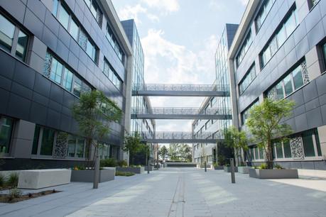 Grant Thornton a inauguré ses nouveaux bureaux rue de Bitbourg vendredi 7 juin. (Photo: Matic Zorman)