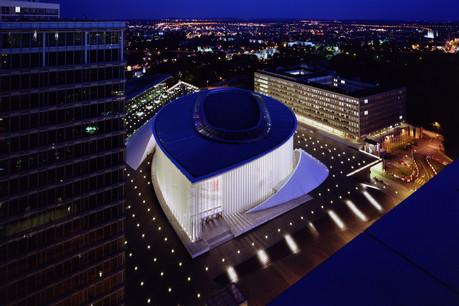 Le congrès se déroulera principalement au Centre européen des congrès avec une cérémonie d'ouverture au sein de la saisissante Philharmonie. (Photo: Wade Zimmerman)