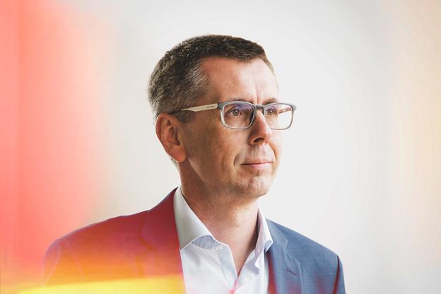 Claude Simon, Head of Energy Sales, Enovos Luxembourg. (Crédit: Maison Moderne)