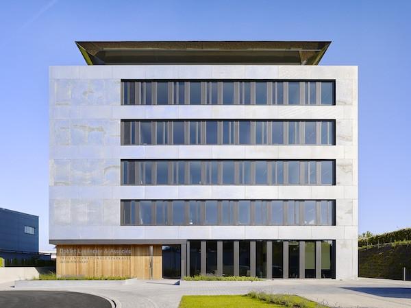 Les bureaux de Goblet Lavandier & Associés sont récompensés dans la catégorie Santé & Confort. (Photo: Lukas Roth)