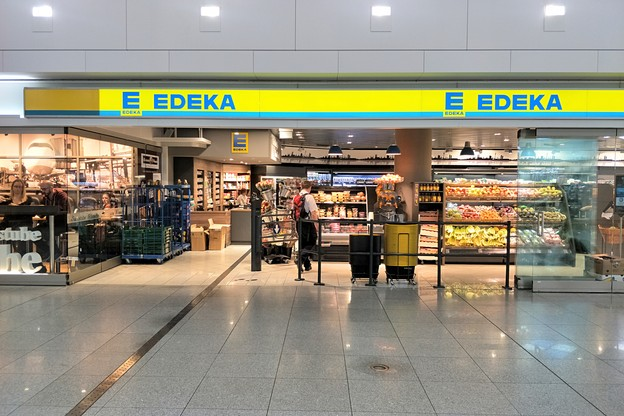 Les principaux locataires des murs dans lesquels Greenman investit sont Edeka, Rewe et Kaufland, trois leaders allemands de la grande distribution. (Photo: Shutterstock)