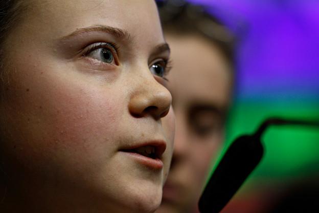 Greta Thunberg a prononcé, lundi 23 septembre, un discours devant une soixantaine de dirigeants mondiaux. (Photo: Shutterstock)