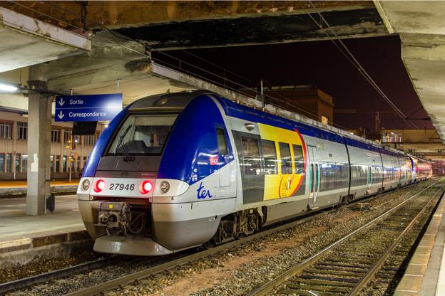 En direction de Luxembourg ou depuis Luxembourg, sept TER sur dix devraient rouler, que ce soit sur l'axe Nancy-Metz ou sur l'axe de Longwy. (Photo: Shutterstock)