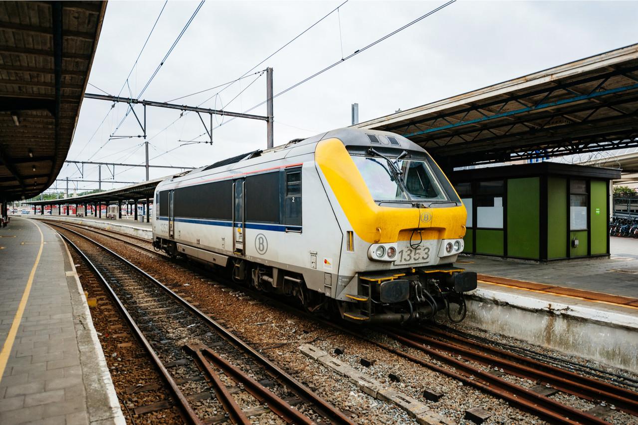Très peu de trains circuleront jeudi prochain en Belgique. (Photo: Shutterstock)