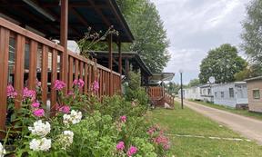 Plus de 90personnes ont une «résidence» à l'année dans ce camping. ((Photo: Paperjam))