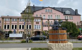Parmi les points forts de la région, les grandes maisons viticoles, comme Bernard-Massard. ((Photo: Paperjam))