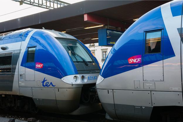 Les abonnements TER seront remboursés par la SNCF pour les mois impactés par la grève, mais en cas de parcours à l'étranger durant le trajet, seule la partie française sera prise en compte. (Photo: Shutterstock)