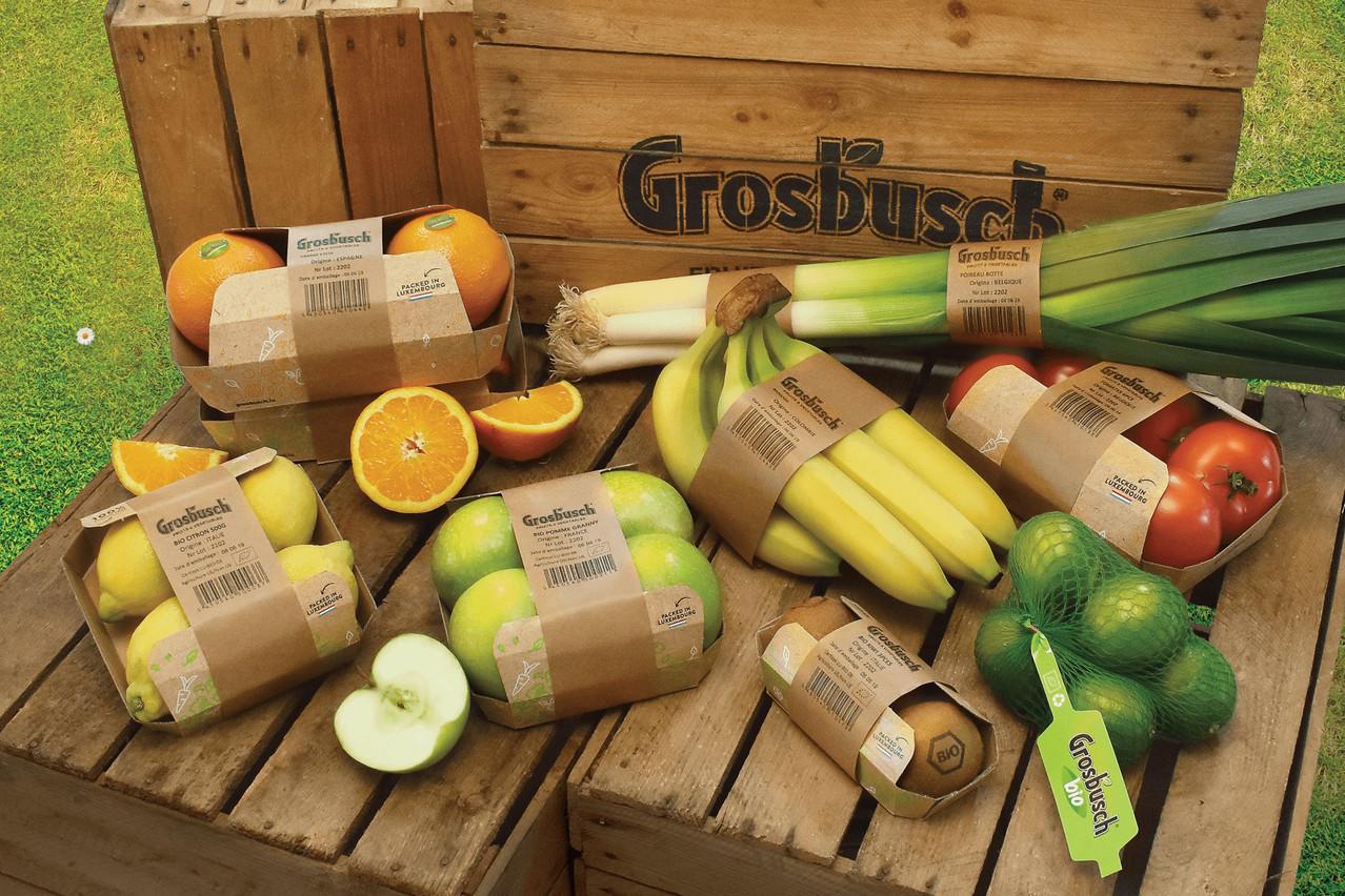 Grosbusch a lancé ses emballages écologiques en carton à la place des plastiques. (Photo: Grosbusch)