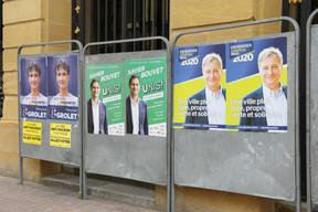 Pour ce second tour des municipales à Metz, trois listes étaient en compétition. ((Photo: Romain Gamba/Maison Moderne))