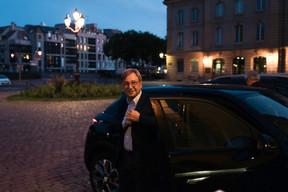 Après un dépouillement très serré, François Grosdidier l'a finalement emporté avec 45,13% des voix. ((Photo: Romain Gamba/Maison Moderne))