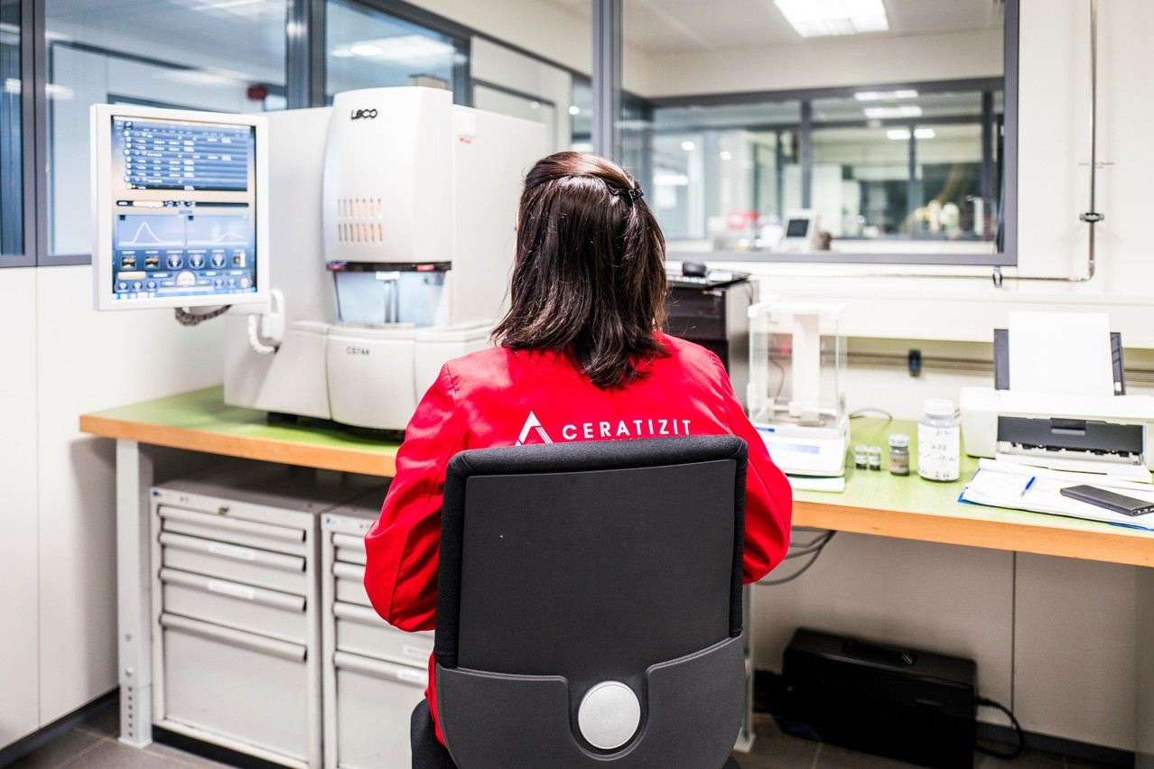 Ceratizit, dont le siège est à Mamer, compte plus de 7.000collaborateurs répartis sur plus de 25sites à travers le monde. (Photo: www.gaellesure.fr/Archives)
