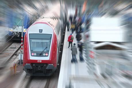 Moins de passagers, mais une activité fret dans le vert, les CFL ont bouclé un exercice2020 on ne peut plus particulier. (Photo: Shutterstock)