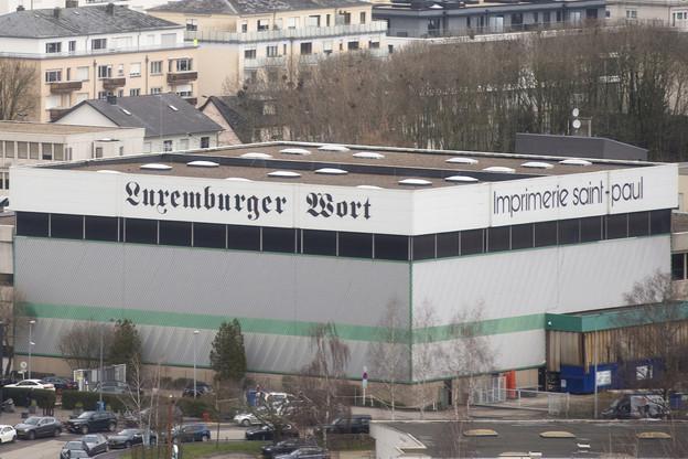 Mediahuis, qui compte déjà De Standaard en Belgique et le NRC Handelsblad aux Pays-Bas, s'offre un troisième titre fort, le Luxemburger Wort, sur un marché national, le Luxembourg. (Photo: Anthony Dehez/archives)
