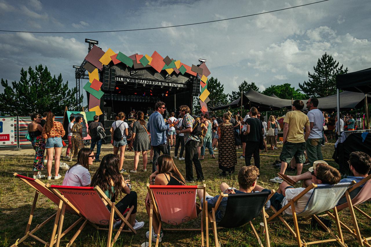 Les concerts De Gudde Wëllen étaient enfin de retour, grâce à un festival de cinq jours au Kirchberg, qui a fait du bruit malgré la pluie! (Photo: Mike Zenari)