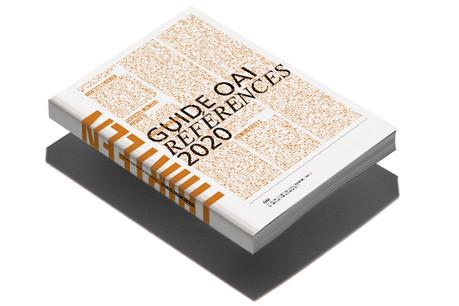La 13e édition du «Guide OAI Références 2020» vient de sortir. (Photo: Maison Moderne)