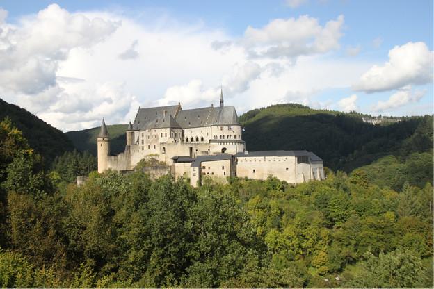 Le Guide propose notamment de découvrir le château de Vianden. (Photo: Shutterstock)