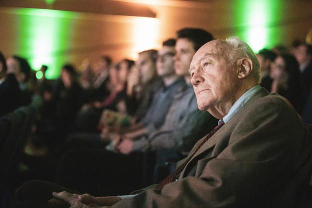 Guy de Muyser en est convaincu: «La critique de l'ancien suscite l'innovation, et tout progrès détruit en bâtissant.» (Photo: Maison Moderne/Jan Hanrion/Patricia Pitsch)