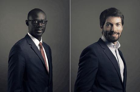 Ibra Ndiaye &Jean-François Quevrain, HACA Partners (Crédit : HACA Partners)
