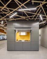 Les aménagements intérieurs sont sobres et fonctionnels. (©11h45)
