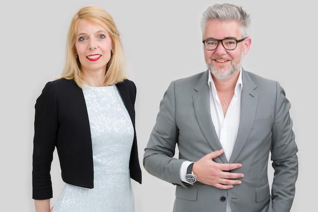 Elisabeth Guissart et Raymond Faber - Avocats à la Cour | Associés dans l'étude d'avocats /c law Photo: /c law