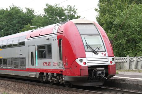 Le plan de circulation réduit pour les trains et les bus des CFL ne devrait pas changer d'ici le 4 mai. (Photo: Frédéric Antzorn)