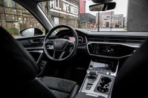 En termes de finitions et de présentation de l'habitacle, tout est conforme à ce que l'on attend d'un véhicule positionné dans le segment des berlines de luxe. ((Photo: Patricia Pitsch / Maison Moderne))