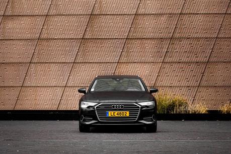 Pour sa nouvelle génération d'A6, Audi a réussi à décliner un luxe à la fois élégant, racé et efficace.  (Photo: Patricia Pitsch / Maison Moderne)