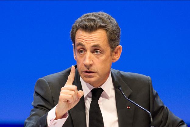 Cité par un rapport de la police luxembourgeoise, NicolasSarkozy n'était pas visé par le procès qui s'est tenu cette année devant la Cour de justice de la République. (Photo: Shutterstock)