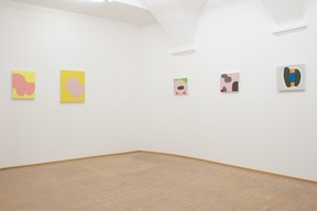 """Vue de l'exposition """"Zwischen Tor und Torschrei"""" ((Photo: Tania Bettega / Nosbaum Reding))"""