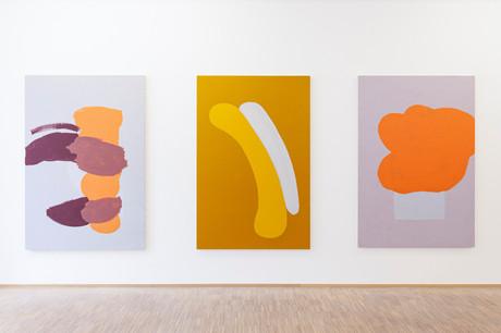 Le peintre allemand Helmut Dorner bénéficie d'une exposition à la galerie Nosbaum Reding. (Photo:Tania Bettega/Nosbaum Reding)