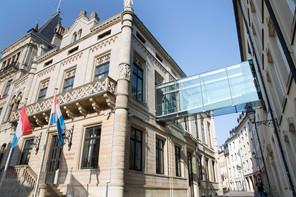 La Chambre devra se prononcer à l'automne sur le premier chapitre de la révision constitutionnelle dédié à l'organisation de la justice, alors que le consensus trouvé en commission se démarque de la première ébauche soutenue par les différents corps judiciaires. (Photo: Archives Maison Moderne)