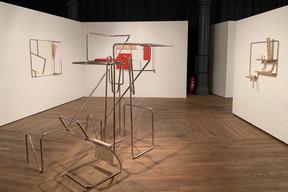 L'exposition«Sutil Olvido» d'Hisae Ikenaga, présentée jusqu'au 29/11 aux Rotondes, interroge avec brio, subtilité, poésie et une pointe d'ironie le rapport entre objets, art et artisanat… ((Photo: Maison Moderne))