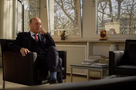 L'ambassadeur d'Allemagne au Luxembourg, Ullrich Klöckner, déclare que Berlin a bien reçu le message quant à la demande de maintien de l'ouverture des frontières. (Photo: Matic Zorman/Maison Moderne)