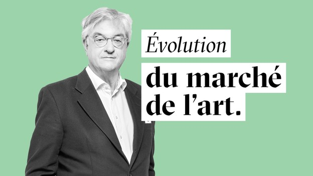 Hubert d'Ursel, Head of Art Advisory de la banque Degroof Petercam. Maison Moderne