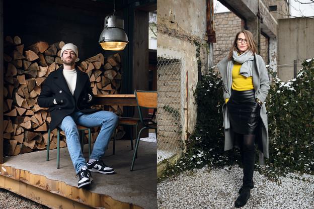Jette Kaiser et Louis Haas ont été photographiés au Graace Hotel. (Photo: Romain Gamba/Maison Moderne)