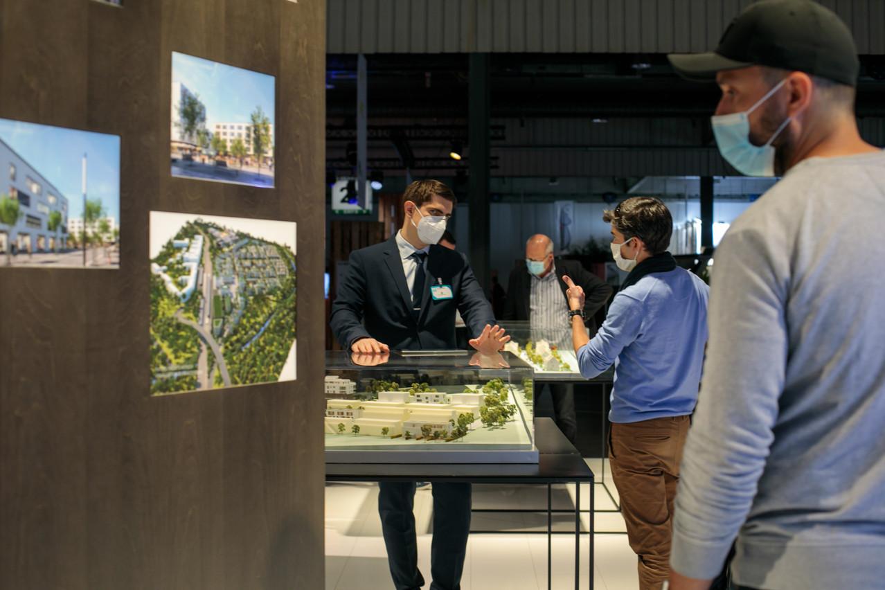 15.500 visiteurs ont rencontré les 150exposants du salon Home Expo. (Photo: Matic Zorman/Maison Moderne)