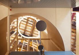 Vue de l'exposition «Homes for Luxembourg» à la 17eBiennale de Venise. ((Photo: LUCA, holicstudio))