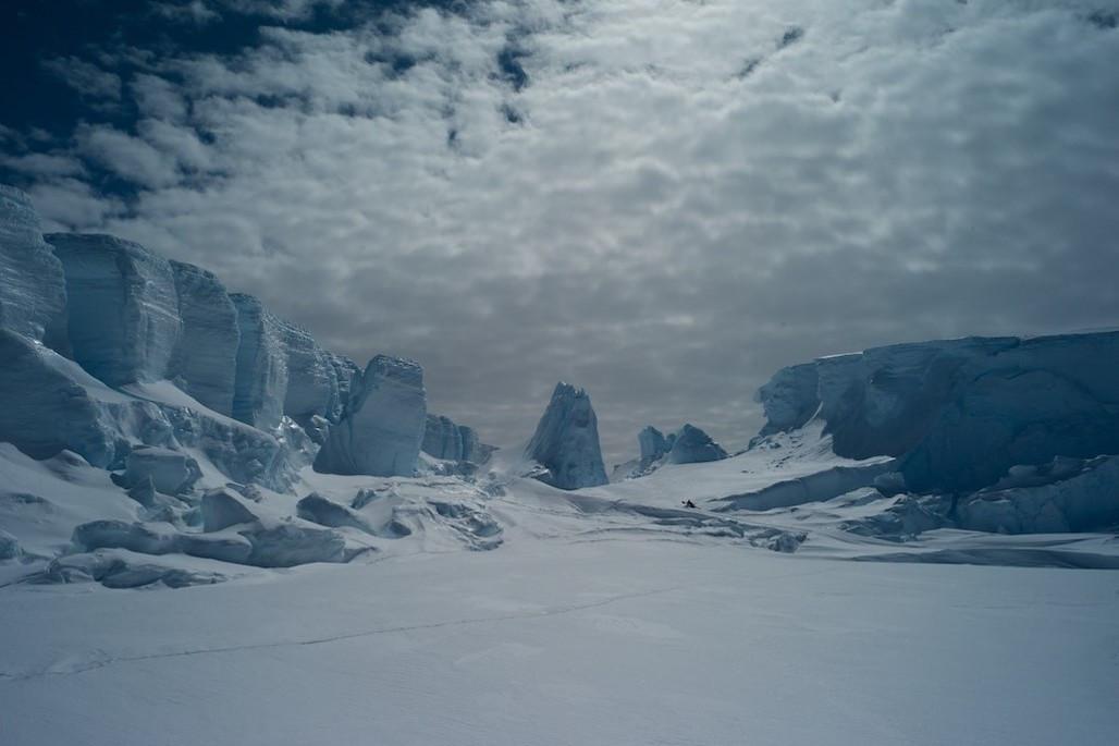 «Toutes vos relations avec les gens sont chamboulées [en Antarctique]», a ajouté le Dr Francis. (Photo: Olivier Francis)